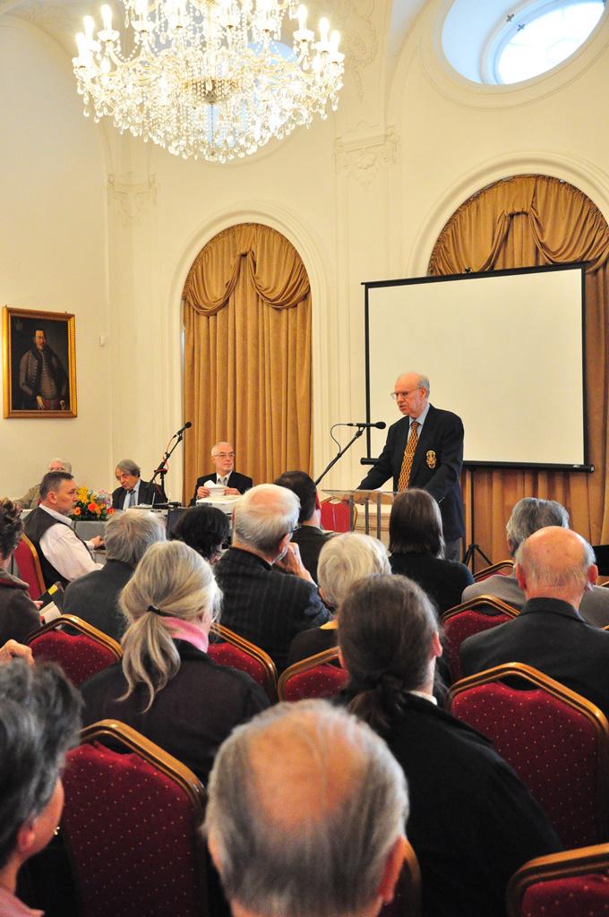 Liszt és a társművészetek konferencia (2011. november 18-20.) Fotó: Végh Dániel