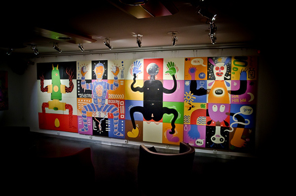 The Last Minits (kArton Galéria)