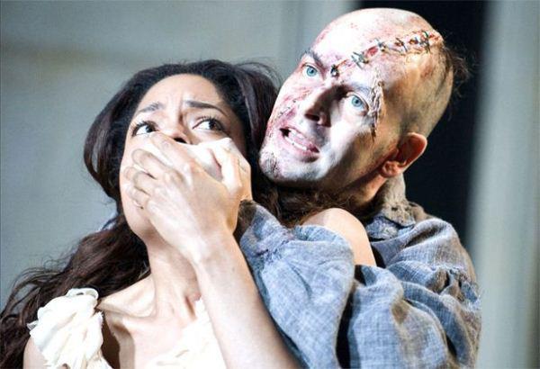 Frankenstein - National Theatre - London
