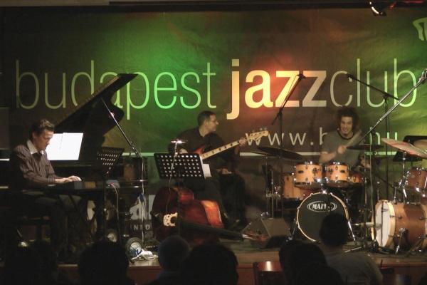 Jávori Vilmos jazzdob verseny elődöntő
