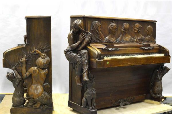 Carabin pianínó