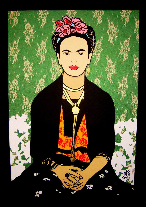 Mózes Katinka: Frida Kahlo