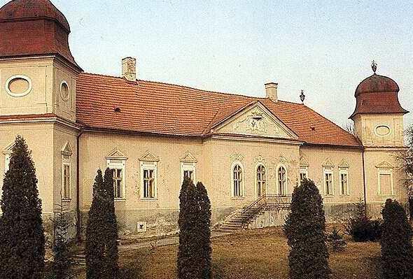Az alsósztregovai Madách-kastély