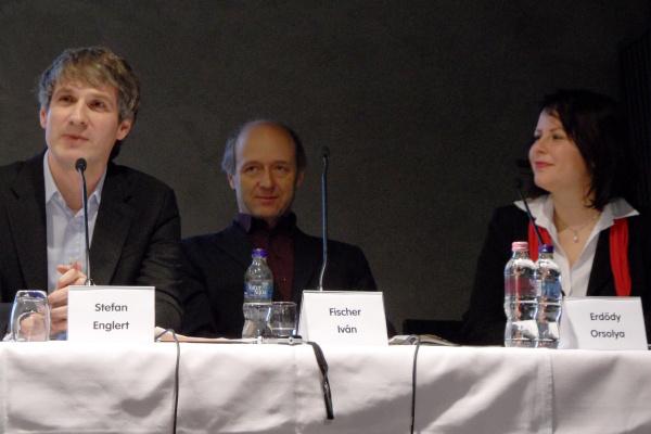 Bemutatkozott a Budapesti Fesztiválzenekar új vezetősége - Stefan Englert, Fischer Iván, Erdődy Orsolya