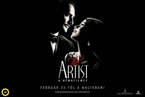 The Artist - A némafilmes