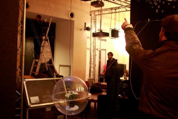 Vj Centrum Budapest - Szépül a fesztivál helyszíne a Toldi Moziban
