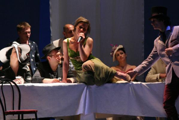 A makrancos hölgy, avagy a hárpia megzabolázása  - Marosvásárhelyi Nemzeti Színház Tompa Miklós Társulata
