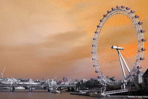 Ghile Gábor: Londoni tea