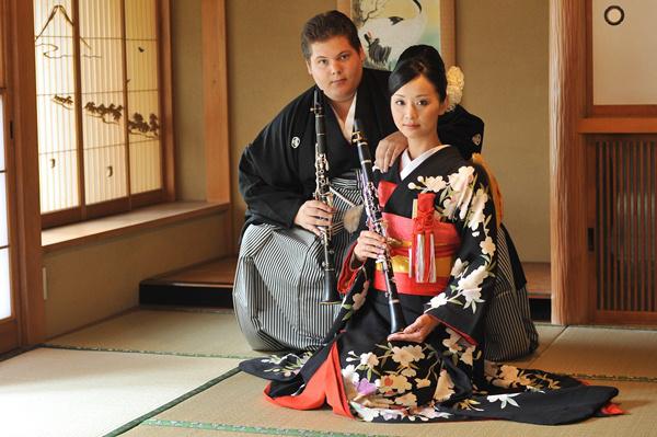 Kohán István és Suzuki Reiko