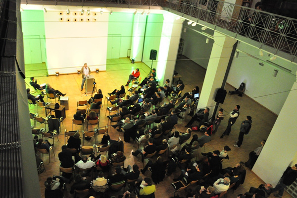 Szünet nélkül! - a magyar kultúra érdekében című konferencia
