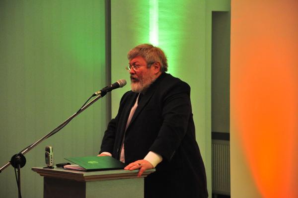 Szőcs Géza a Szünet nélkül! - a magyar kultúra érdekében című konferencián