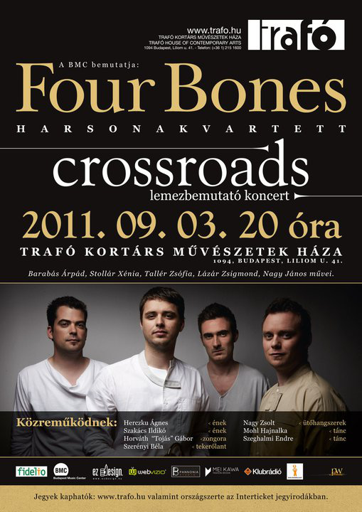 Four Bones: Crossroads