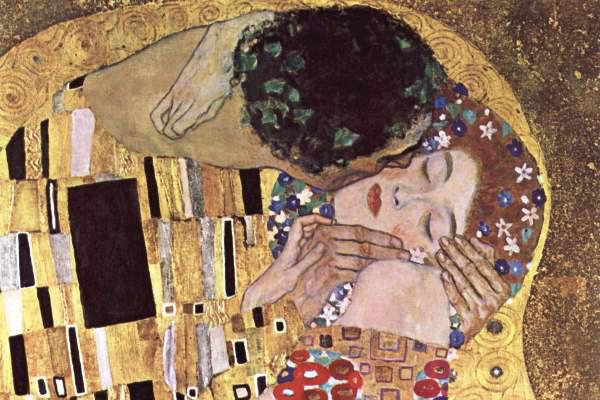 Gustav Klimt: Csók