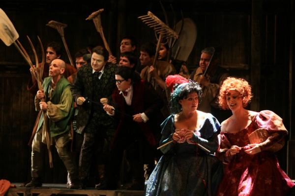 Verdi: Falstaff - Pécsi Nemzeti Színház
