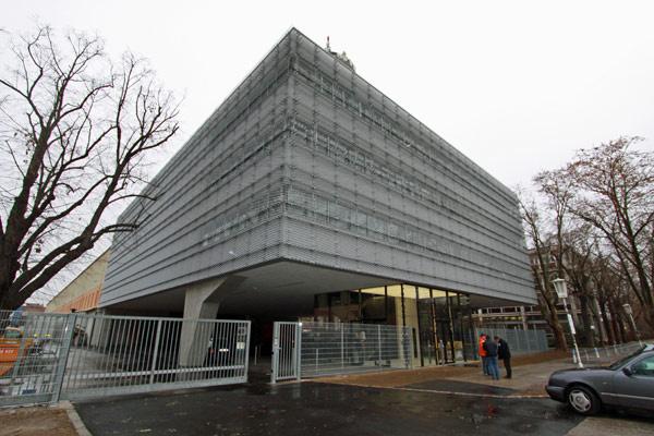 A Bécsi Staatsoper próbahelye és gyerekoperaháza