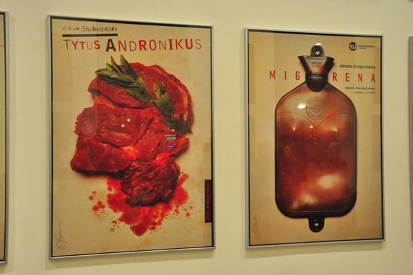 Tomasz Bogusławski kiállítása a Lengyel Intézetben