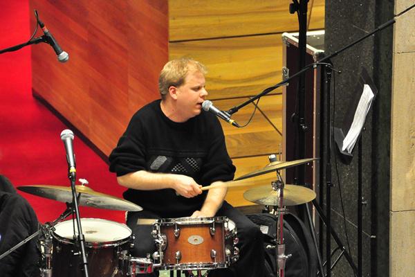 Benkó Ákos - Müpa Jazz Showcase 2012