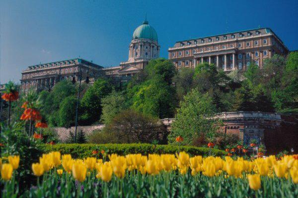 Magyar Nemzeti Galéria - épület