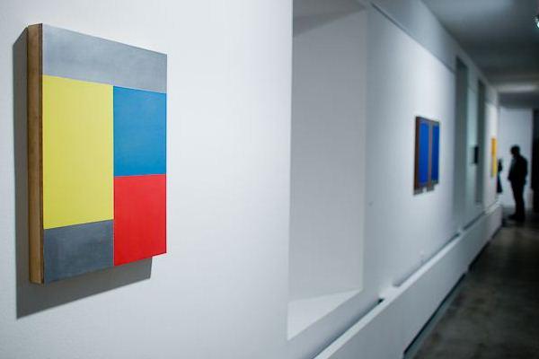 Back and Forth - 8 művész Londonból (B55 Galéria)
