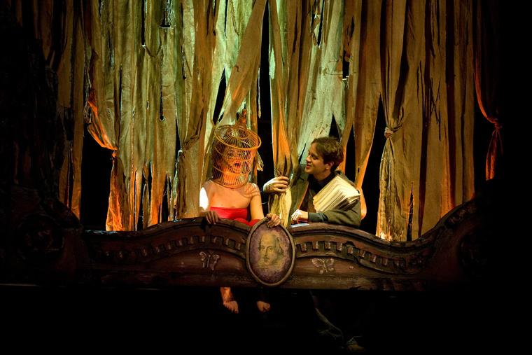 Makrancos Kata - Vígszínház