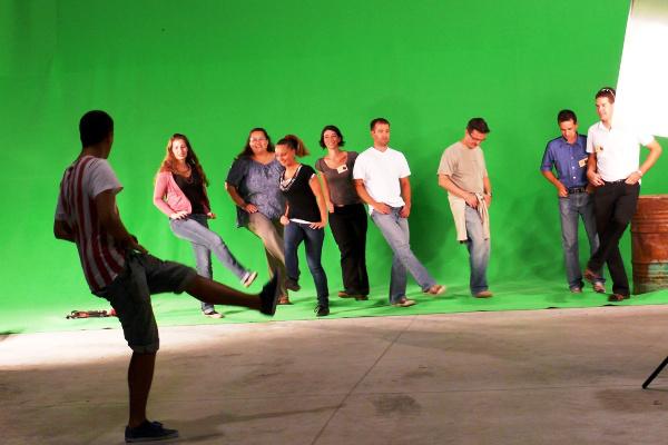 Korda Filmpark - Green Screen Workshop