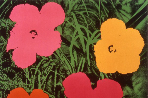 Andy Warhol: Flowers, 1964 (copyright holder_AWF_forras_warhol.org)