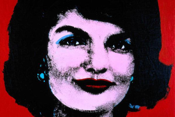 Andy Warhol: Jackie, 1963 (copyright holder_AWF_forras_warhol.org)