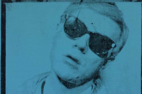 Andy Warhol: Önarckép, 1964 (copyright holder_AWF_forras_warhol.org)