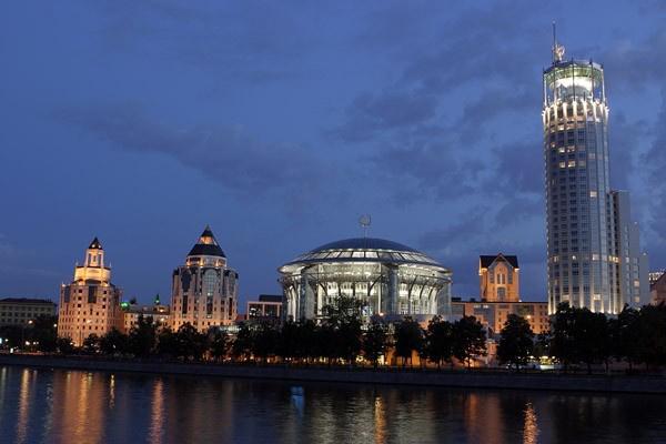 Nemzetközi Zene Háza, Moszkva