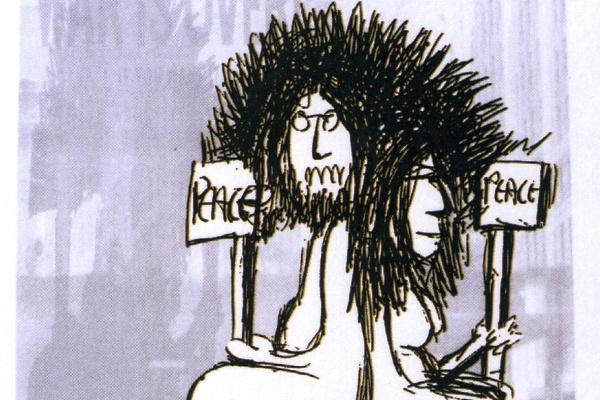John Lennon: War is Over (Szeged, Reök)
