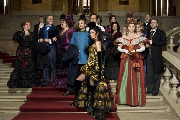 Arabella - sajtótájékoztató a Magyar Állami Operaházban