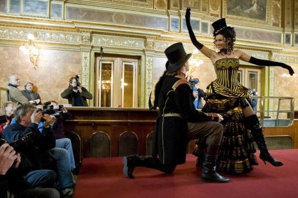 Arabella - sajtótájékoztató a Magyar Állami Operaházban - Miklósa Erika