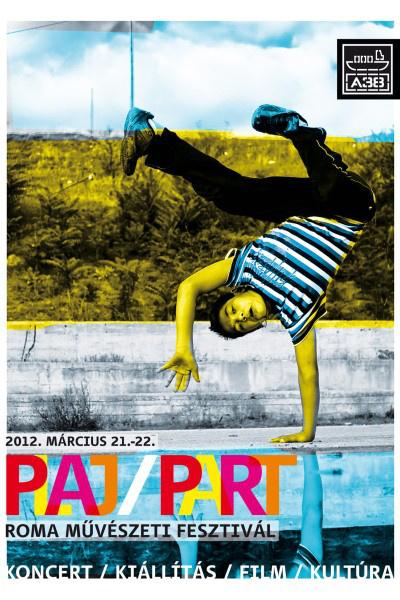 Plaj / Part roma művészeti fesztivál