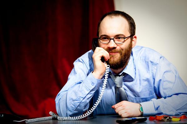 Telefondoktor, Göttinger Pál (Pinceszínház)