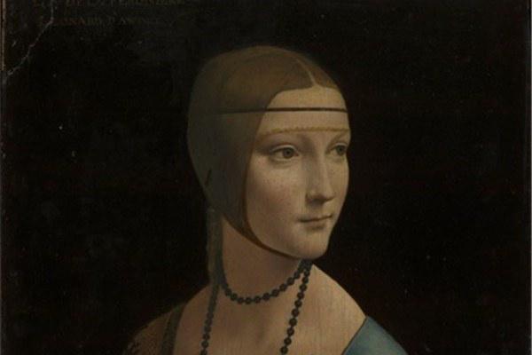 Leonardo da Vinci: Hölgy hermelinnel (National Gallery, Uránia)