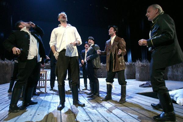 A Nemzeti Színház 2009/2010-es évada - Úri muri