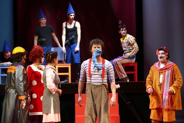 A Nemzeti Színház 2009/2010-es évada - Berzsián és Dideki
