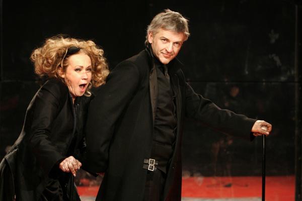A Nemzeti Színház 2010/2011-es évada - Kvartett - Udvaros Dorottya, Alföldi Róbert