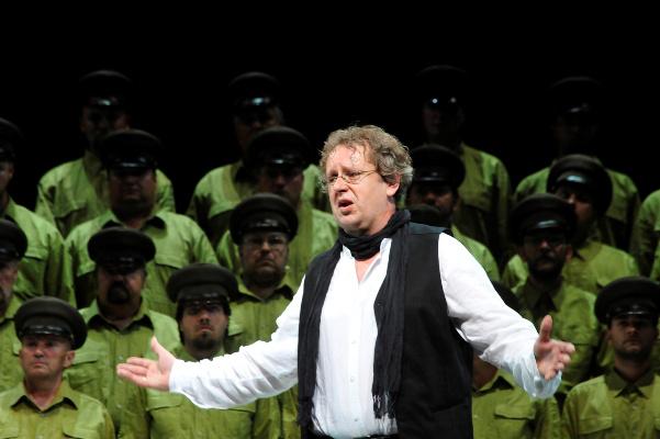 Wagner: Lohengrin, Kovácsházi István