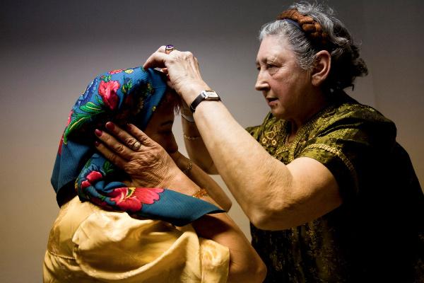 Nyugdíjasok Ki mit tud?-ja Hévízen - Sajtófotó 2011 (Pályi Zsófia művészetsorozata)