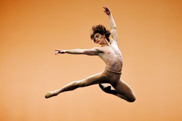 Szergej Polunyin - Men in Motion - Sadler's Wells - London