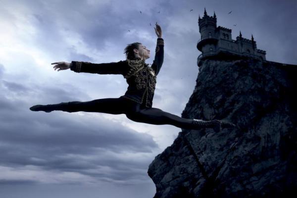 Szergej Polunyin - Royal Ballet 2009-2010
