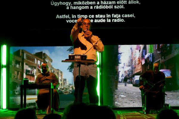 Radio Müezzin - 2. Reflex Nemzetközi Színházi Biennálé