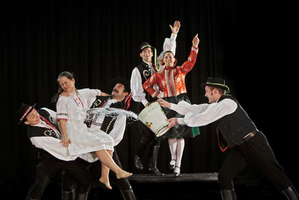 Táncoló tavasz - Honvád Táncszínház