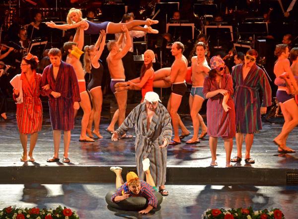 Operettgála - Budapesti Operettszínház