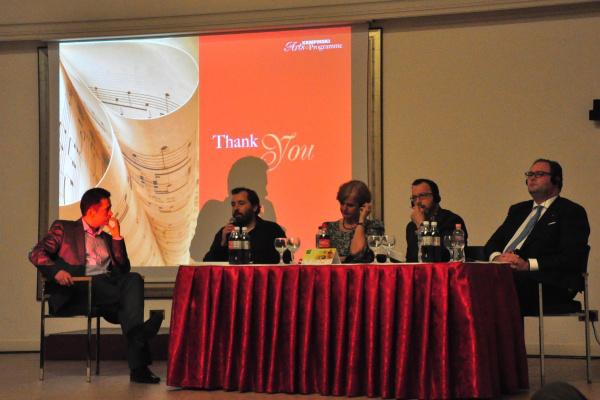 Új utak konferencia 2012