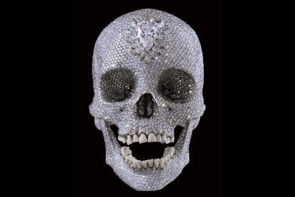 Damien Hirst: For the Love of God