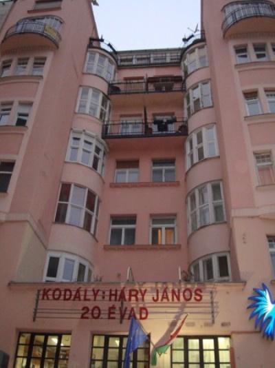 A Kolibri Színház épülete