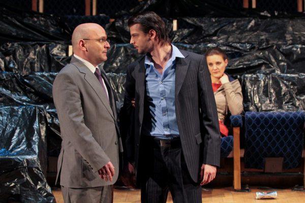Hamlet - Rába Roland, Szatory Dávid, Radnay Csilla - Nemzeti Színház