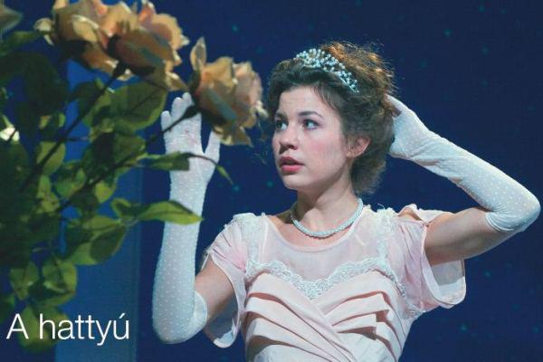 A hattyú - Új Színház